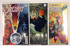 Jetsons #1, 2, & 3 Cover B SET - DC Comics - Hanna Barbera 1st Printings