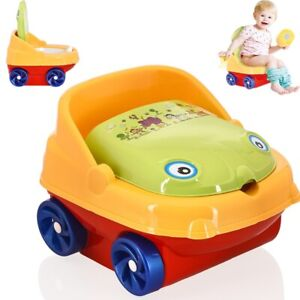 Toilet Seat Kids Potty Training Seat Children Musical Toddlers Toilet Chair Pot