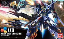 Gundam Build Fighters HGBF #045 ZZII 2 Double Zeta Minato Sakai's 1/144 Kit