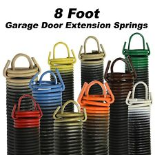 Garage Door Extension Springs for 8 Foot Tall Garage Doors