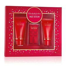 Elizabeth Arden 3-Piece Women's Perfume Red Door Gift Set, 1.7 Oz Each