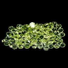 5.09Cts 90pcs 2.3x1.4mm Natural Pakistan PERIDOT  for Jewelry Setting Round