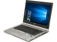 """HP 8460P 14.0"""" C Grade Laptop (Scratch and Dent) Intel Core i5 2.50 GHz 320 GB H"""