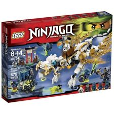 Lego Ninjago 70734 Master Wu Dragon (New, Sealed)