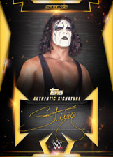 Topps SLAM WWE Sting March VIP Signature LIMITED [DIGITAL CARD]