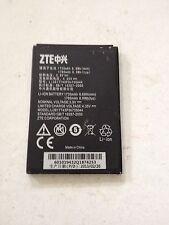 OEM Original, ZTE Z730 Concord 2 II Z740 Sonata Z995 Overture Battery, Working
