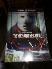 TORSO - DVD - GIALLO SERIES - SERGIO MARTINOS - WATCHED ONCE! RARE!