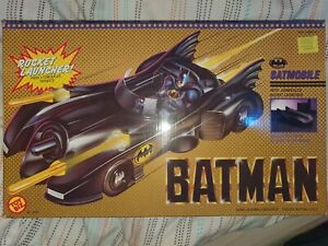 Batman Batmobile Toybiz 1989
