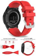 NEW Samsung Galaxy Gear S3 Frontier Classic Soft Silicone Band  Strap