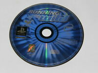 Running Wild Playstation PS1 Video Game Disc Only