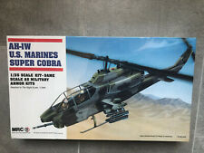 Mrc Model Ah-1W Marines Super Cobra Helicopter 1:35, Brand New Sealed