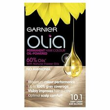 Garnier Olia Permanent Hair Dye No Ammonia Improve Quality of Hair Different