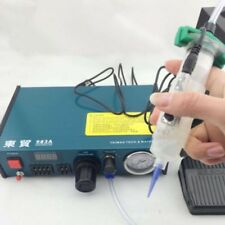 220V Auto Glue Dispenser Solder Paste Glue Dropper Liquid Dispensing Controller