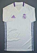 Real Madrid Entrenamiento Camiseta XS para Hombre Blanco Fútbol AO3119 ig93