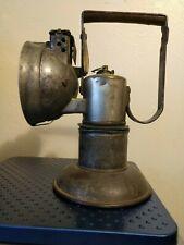 Oxweld Railroad Union Carbide Lamp Antique - Estate Sale