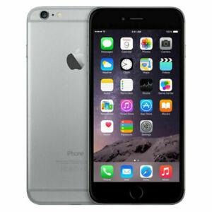 Apple iPhone 6 Plus 16GB, 64GB, 128GB (Factory Unlocked) Smartphone 3 Colors