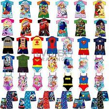 Kids Swimsuit Surf Suit Swimming Costume Childrens Swimwear Age 1-10 Years