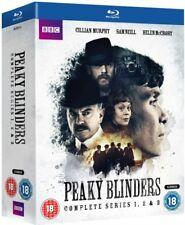 Peaky Blinders Series 1 to 3 Blu-RAY NEW BLU-RAY (BBCBD0361)
