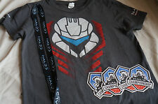 Halo Gift Set - T shirt, Lanyards, Sticker Set - Microsoft XBox