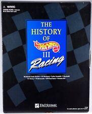 Hot Wheels FAO Schwarz The History of Racing III Set of 8 Cars 1994 NIB