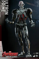 """Ultron Prime The Avengers Age of Ultron 1/6 Marvel MMS284 12"""" Figur Hot Toys"""