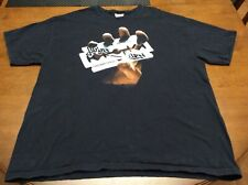 Judas Priest 2008 Black Short Sleeve Shirt 2X-Large 2Xl Xxl