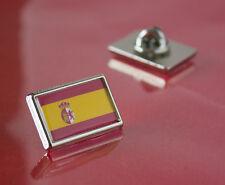 Spain Spanish Flag Pin/Lapel Badge