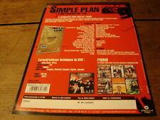 SIMPLE PLAN A BIG PACKAGE FOR YOU!RARE FRENCH PRESS/KIT