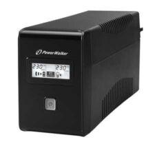 PowerWalker VI 850VA LCD/UK UPS 480W