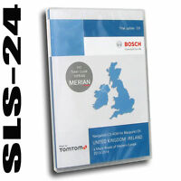 Tele Atlas Navi Navigations CD UK GB Irland  Blaupunkt TravelPilot DX 2013 2014