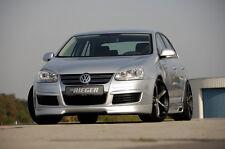 Rieger Spoilerlippe Spoileransatz für VW Jetta+ Golf V GTI / NEU / RIEGER-Tuning