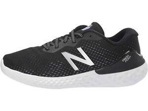 Womens NEW BALANCE 1365v1 FITNESS WALKING SNEAKERS Sz 7.5 D Black White WW1365LH