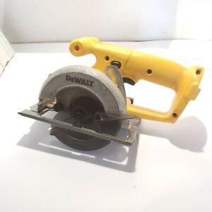 """Dewalt DW935 5 3/8"""" Trim Saw 14.4V Tool Only Works"""