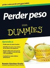 Perder peso para dummies (Para Dummies  for Dummies) (Spanish Edition)-ExLibrary