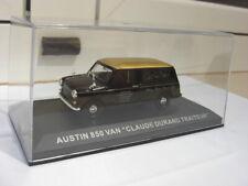Austin 850 van CLAUDE DURAND TRAITEUR ixo altaya MIB 1:43 mini morris wolseley