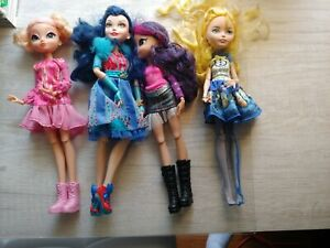 Ever After High Doll Lot of 2 Mattel and wind 2 dolls