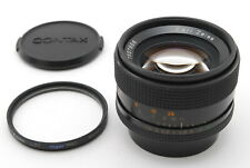 [Exc+5] Contax Carl Zeiss Planar T* 50mm F1.4 Lens MMJ From JAPAN EB-20210727-T3