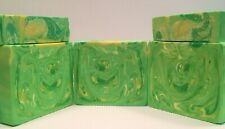 Handmade All Natural Goat Milk Soaps-Lime-tabulous