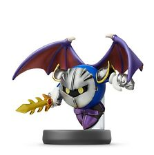 Nintendo Super Smash Bros Amiibo Meta Knight WiiU 3DS Switch Universal Figure