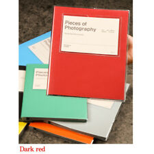 Colorful Self Adhesive Photo Album Book Scrapbooking Scrapbook Magnetic Album