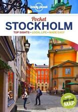 Lonely Planet Pocket Stockholm (Sweden) *FREE SHIPPING - NEW*
