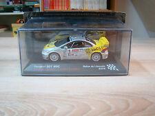 PEUGEOT 307 WRC - 2008 - RALLYE DU LIMOUSIN - 1/43° - NEUVE -