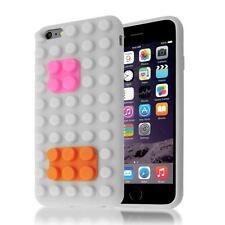 Étuis, housses et coques gris iPhone 6 en silicone, caoutchouc, gel pour téléphone mobile et assistant personnel (PDA)