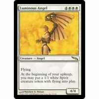 1x LUMINOUS ANGEL - Rare - MTG - Duel Deck - NM - Magic The Gathering