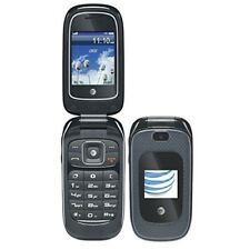NEW ZTE Z222 AT&T Unlocked 3G GSM  Flip Phone with preloaded H20 $30 plan