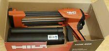 Hilti Hdm 500 Manual Adhesive Epoxy Dispenser With Black Cartridges Holder (New