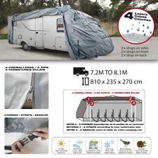 Housse Protection Carrosserie Spécial Camping 5,0 a 5,5M Car 4 Couches Ventilé