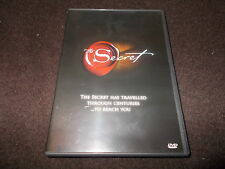 VGC DVD THE SECRET Has Travelled Through Centuries To Reach You Rhonda Byrne