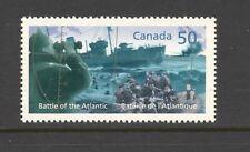 Canada 2005 SG 2353 Battle of Atlantic Ships MNH