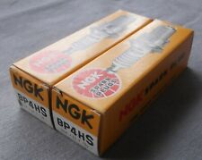 Genuine NGK Spark Plug Yamaha PW50 BP4HS (2-pack) Zundkerzen Candela